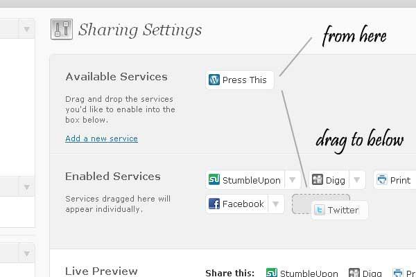 facebook like button, share on facebook