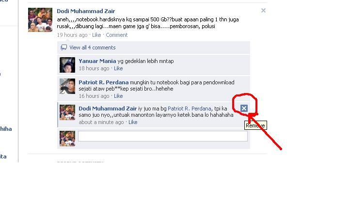 Facebook Trick How Edit Your Comment Facebook | Black ...
